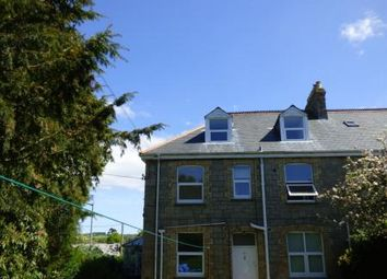 Thumbnail 2 bed flat to rent in Truro Road, St. Austell