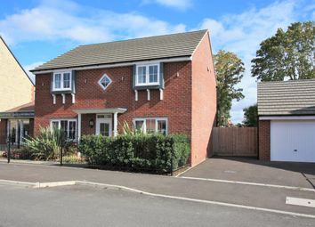 Thumbnail 4 bed detached house for sale in Anson Drive, Watchfield