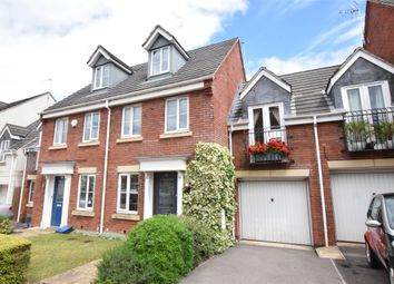 Thumbnail 3 bed terraced house for sale in Rosebay Gardens, Cheltenham