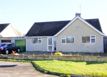 Thumbnail 2 bed semi-detached bungalow for sale in Well Lane, Curbridge, Witney, Oxfordshire