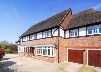 Thumbnail 6 bed detached house for sale in Lockestone, Weybridge, Surrey