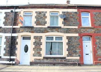 Thumbnail 3 bed terraced house for sale in Leslie Terrace -, Porth