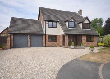 Thumbnail 4 bed detached house for sale in Sopwith Close, Yarnfield, Stone