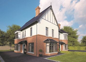 Thumbnail 4 bed semi-detached house for sale in 112, Harberton BT9, Belfast,