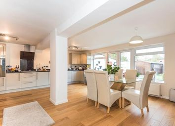 Thumbnail 4 bed detached house for sale in Kings Mead, Smallfield, Horley, Surrey