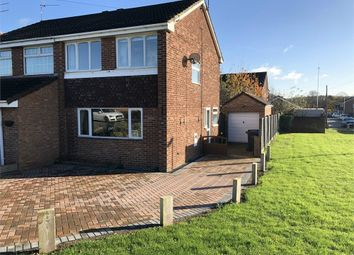 3 bed semi-detached house for sale in Fairham Road, Stretton, Burton-On-Trent, Staffordshire DE13
