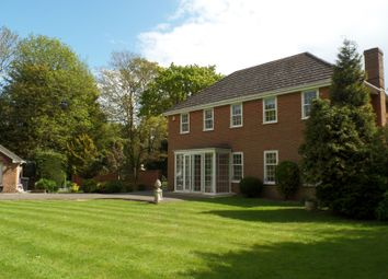 Thumbnail 4 bed detached house to rent in Claypit Lane, Westhampnett, Chichester