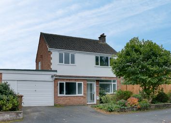 Thumbnail 3 bed detached house for sale in Worcester Road, Wychbold, Droitwich