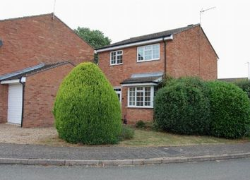 Thumbnail 3 bedroom detached house for sale in Sears Close, Flore, Northampton