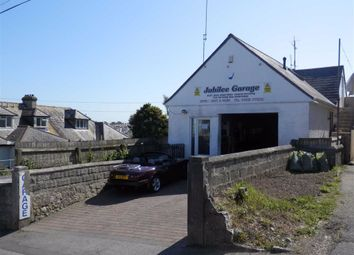 Thumbnail Commercial property for sale in Jubilee Garage, Jubilee Road, Falmouth
