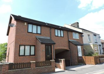 Thumbnail 3 bed town house for sale in Greenfoot Lane, Barnsley