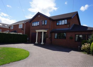 Thumbnail 4 bedroom detached house for sale in New Field Court, Westhoughton, Bolton