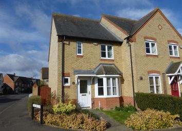 Thumbnail 2 bedroom semi-detached house for sale in Greenhaze Lane, Great Cambourne, Cambridge