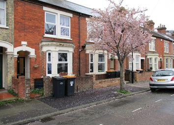 Thumbnail 2 bed terraced house to rent in Palmerston Street, Bedford