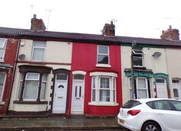 Thumbnail 2 bed terraced house for sale in Strathcona Road, Wavertree, Liverpool, Merseyside
