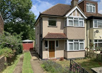 Shawford Road, West Ewell, Epsom KT19. 3 bed semi-detached house