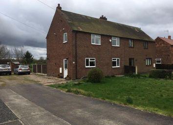 Thumbnail 3 bed semi-detached house to rent in Jeffrey Lane, Belton, Doncaster