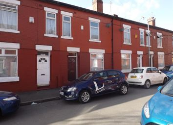 Thumbnail 3 bed terraced house to rent in Olney Street, Manchester