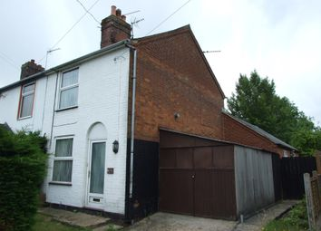 Thumbnail 2 bed end terrace house to rent in 24 St Georges Road, Beccles