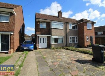 Thumbnail 4 bed semi-detached house to rent in Roundmoor Drive, Cheshunt
