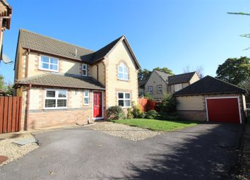 Thumbnail 4 bed detached house for sale in Webbington Road, Pewsham, Chippenham