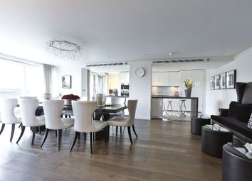 Thumbnail 3 bed flat for sale in Penthouse, Banyan House, Imperial Wharf