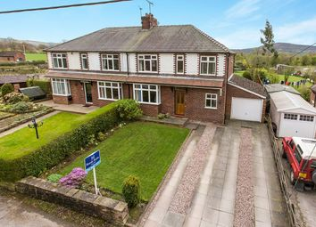 Thumbnail 4 bed semi-detached house for sale in Park Road, North Rode, Congleton