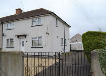 Thumbnail 4 bed semi-detached house for sale in Tennis Court Avenue, Paulton, Bristol