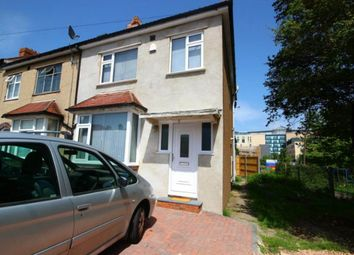 Thumbnail 5 bedroom end terrace house to rent in Kingsholm Road, Westbury On Trym, Bristol