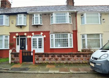 Thumbnail 3 bed terraced house for sale in Deauville Road, Aintree, Liverpool
