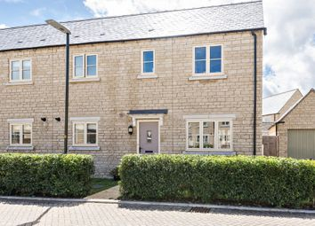 Thumbnail 3 bed semi-detached house for sale in Goodmans Terrace, Park Close, Fairford