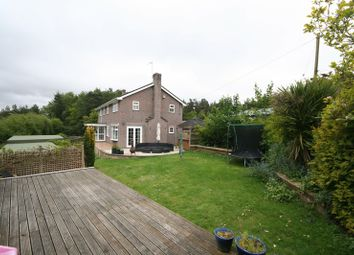 Thumbnail 4 bedroom detached house for sale in Huntick Road, Lytchett Matravers, Poole