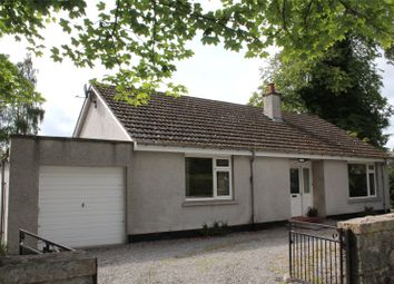 Thumbnail 2 bed detached bungalow to rent in Medwyn, 6 William Street, Torphins