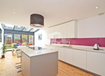 Thumbnail 5 bed terraced house to rent in Schubert Road, London