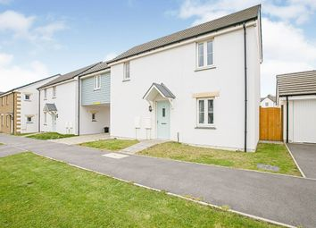 Thumbnail 2 bed end terrace house for sale in Chivilas Road, Camborne, Cornwall