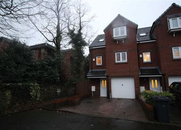 Thumbnail 3 bed town house for sale in Garstang Road, Fulwood, Preston