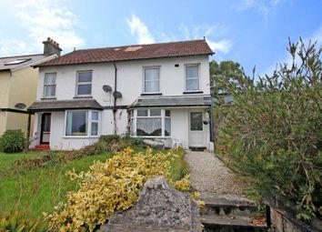 Thumbnail 2 bed semi-detached house for sale in Five Lanes, Dobwalls, Liskeard