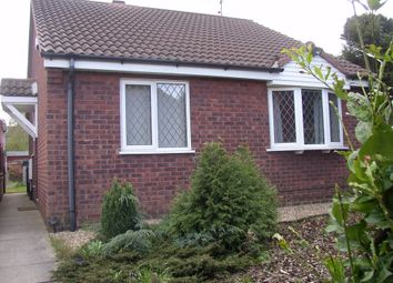 Thumbnail 2 bed detached bungalow to rent in The Ridings, Forest Town, Mansfield, Nottinghamshire