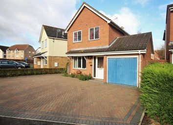 Thumbnail 3 bed detached house for sale in Sea King Crescent, Colchester, Essex
