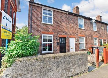 Thumbnail 2 bed end terrace house for sale in May Street, Snodland, Kent