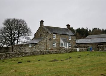 Thumbnail 2 bedroom detached house to rent in Elsdon, Otterburn
