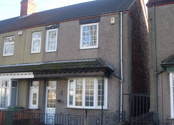 Thumbnail End terrace house to rent in Durban Road, Grimsby