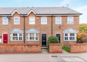 Thumbnail 3 bedroom terraced house for sale in Gordon Road, Canterbury
