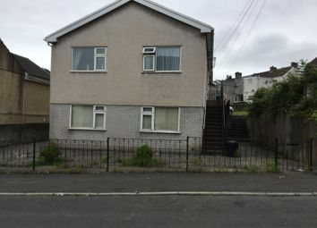 Thumbnail 2 bed flat to rent in Banwell Street, Morriston
