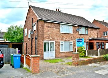 Thumbnail 3 bed semi-detached house for sale in Hunts Cross Avenue, Liverpool, Merseyside