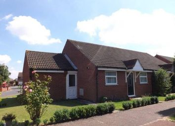 Thumbnail 2 bedroom bungalow for sale in Wymondham, Norfolk