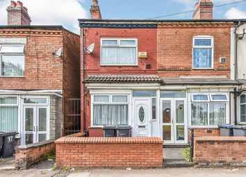 3 bed terraced house for sale in Holder Road, Yardley, Birmingham B25