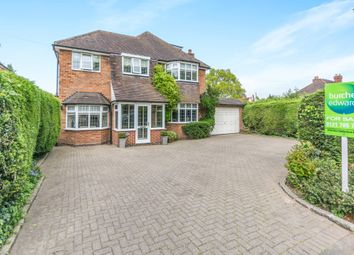 Thumbnail 5 bed detached house for sale in Beechwood Park Road, Solihull