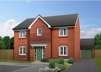 "Thumbnail 4 bed detached house for sale in ""Bunbury"" at Main Road, New Brighton, Mold"