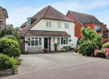 Thumbnail 4 bedroom detached house for sale in Rother Road, Seaford